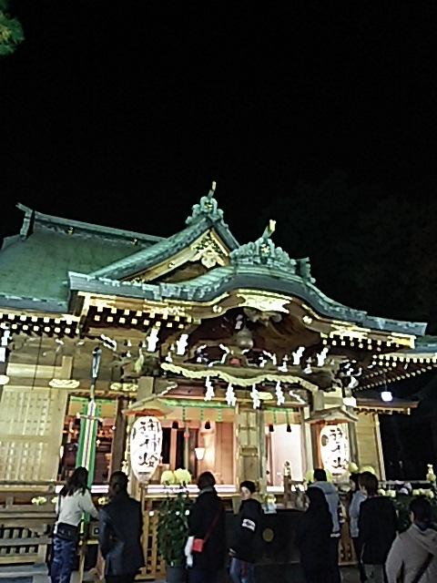二の酉 酉の市発祥の地・花畑大鷲神社