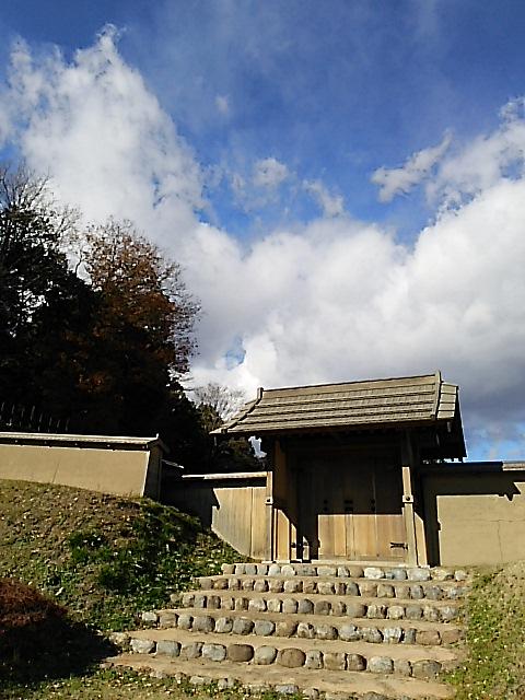 鉢形城跡(鉢形城公園・鉢形城歴史館)