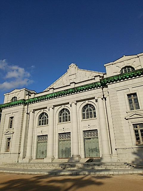 江田島市の「海上自衛隊第一術科学校(旧海軍兵学校)