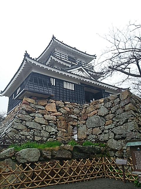 浜松城・東照宮(曳馬城跡)