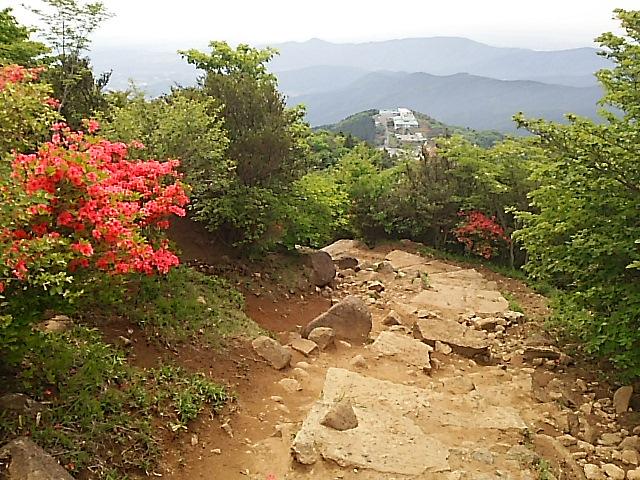 初夏、新緑の筑波山へ